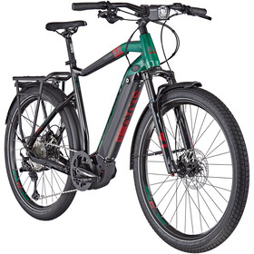 HAIBIKE SDURO Trekking 8.0 Herren black/red/kingston